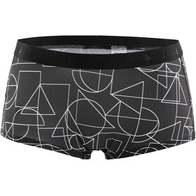 Craft Greatness Waistband Boxer Damen black/white
